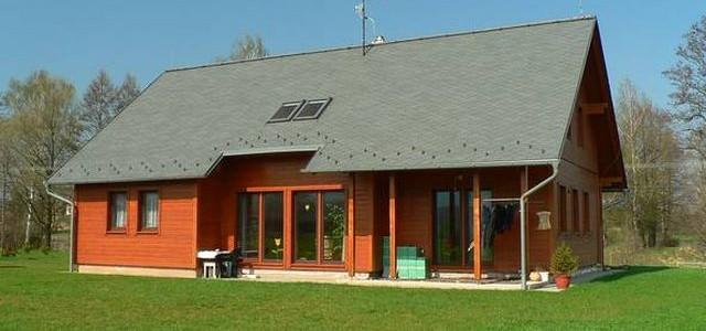 Rodinný dům v Křinicích
